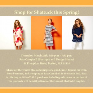 Shop for Shattuck!